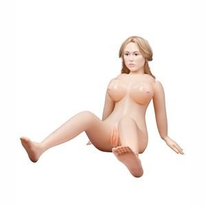 Antonya Vidra, sofisticada muñeca hinchable