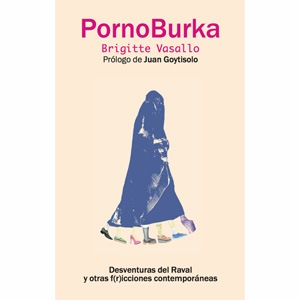 PornoBurka, novela por Brigitte Vasallo