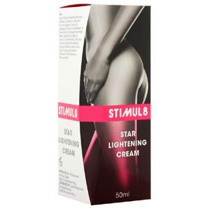 Crema aclaradora del color de la piel Stimul8