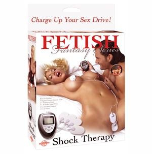 Terapia de choque, kit de electro-estimulación