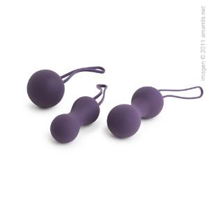 Ami, kit de bolas chinas de silicona