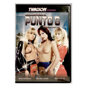 Descubre el PuntoG con Nina Hartley