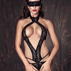 Body con máscara Alexandra