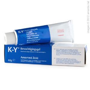 K-Y®, lubricante íntimo de Johnson & Johnson®