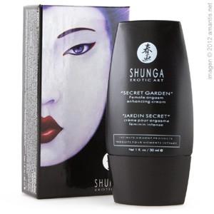 Jardín secreto de Shunga, bálsamo íntimo femenino