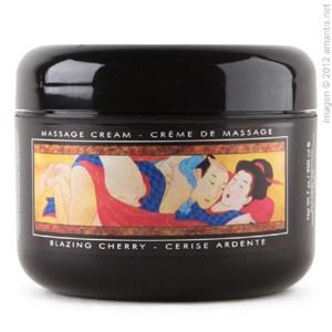 Shunga Crema de masaje con sabor de 200 ml