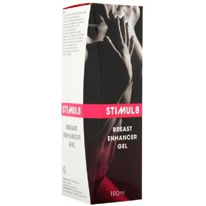 Gel potenciador de pechos de Stimul8