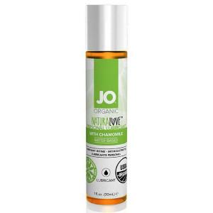 JO NATURALOVE ORIGINAL, lubricante orgánico con camomila 120ML
