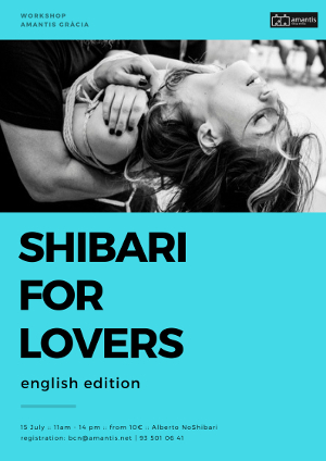 Shibari For Lovers. English Edition