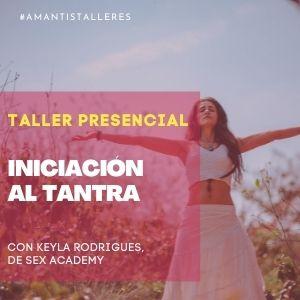 Taller Iniciación al Tantra | LRZ [18/09]