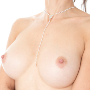 Joya-gargantilla sexy, resalta tu cuello con brillantes