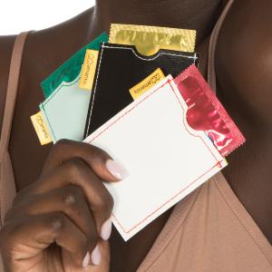 Condoneras de amantis, la forma más chula de llevar tus condones