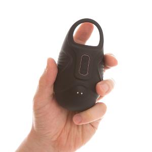 EGGSAC PRO, canasta vibradora para testículos