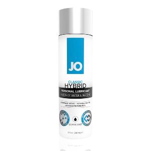 JO SYSTEM HYBRID CLASSIC, lubricante híbrido agua + silicona