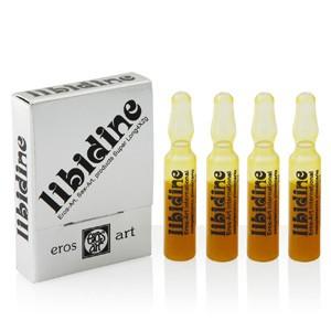 LIBIDINE 4 ampollas, afrodisíaco natural unisex