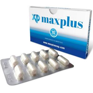 MAXplus 10 cápsulas potenciadoras de la erección