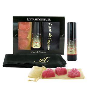 Kit éxtasis sensual 3 piezas, Pasión Oral