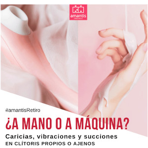 ¿A mano o a máquina? | Taller de excitación femenina | Madrid