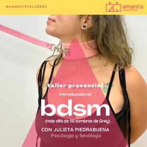 Taller Iniciación al BDSM | Valencia