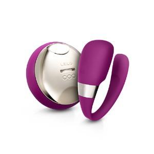 TIANI 3 el masajeador para parejas más exclusivo de LELO