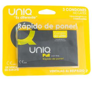 Uniq Pull sin látex y rápidos de poner!