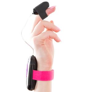 Vibrador para dedo Ultra7, Caricias orgásmicas