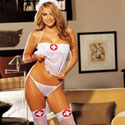 Uniforme de Enfermera Hot