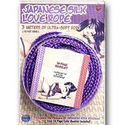 Cuerda de seda japonesa de 3 o 5 metros