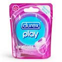Anilla vibradora Durex Play, estimulaci�n para �l y ella