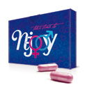 N-JOOY 4 c�psulas, poderoso vigorizante sexual instant�neo