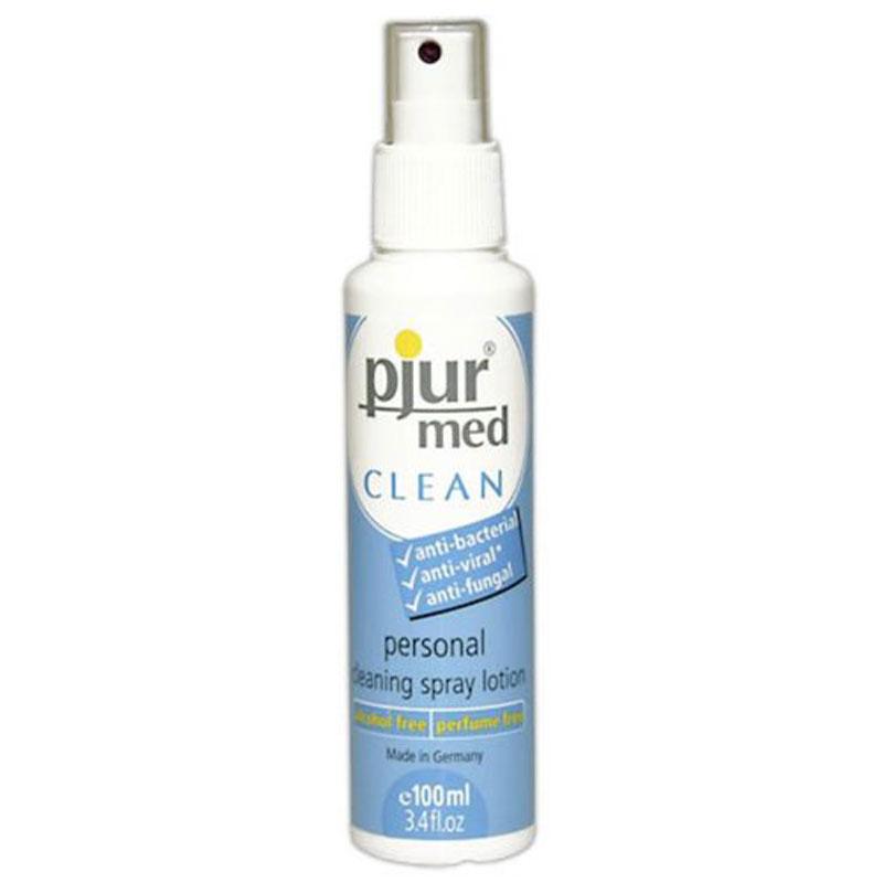 Pjur clean spray para limpieza ntima sin alcohol sex - Alcohol de limpieza ...