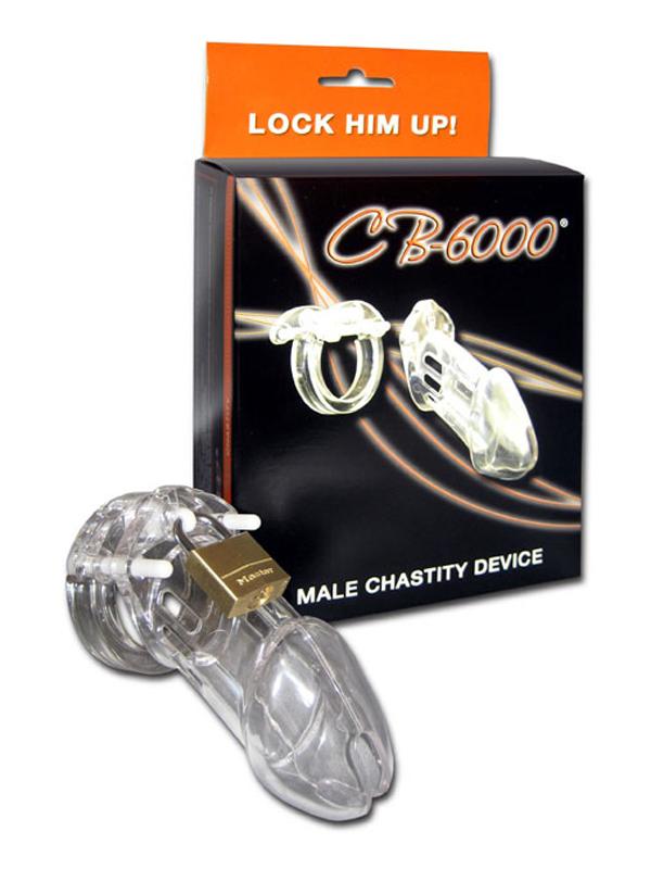 CB-6000 Jaula de Castidad masculina adaptable y con candado