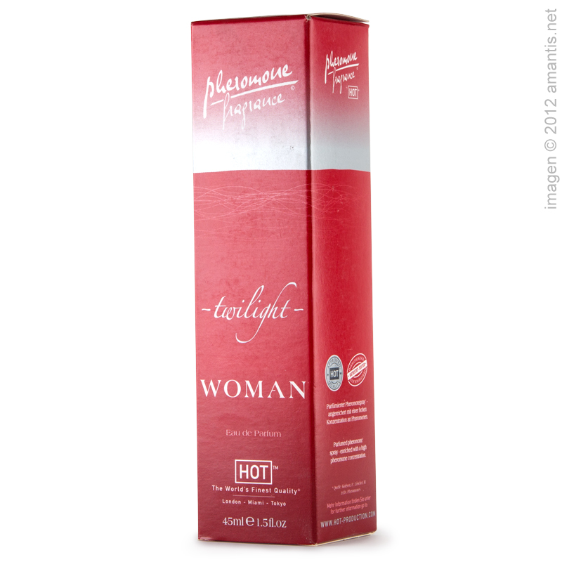 Pheromone, perfume con feromonas.
