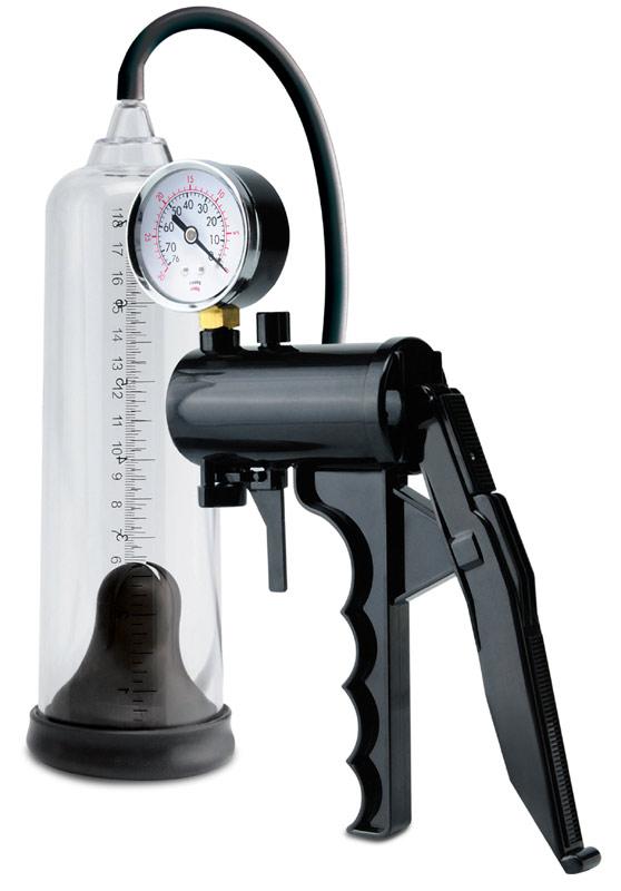 Desarrollador con manómetro Pipedream Pump Worx