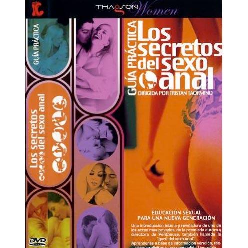 DVD guía práctica, secretos del sexo anal