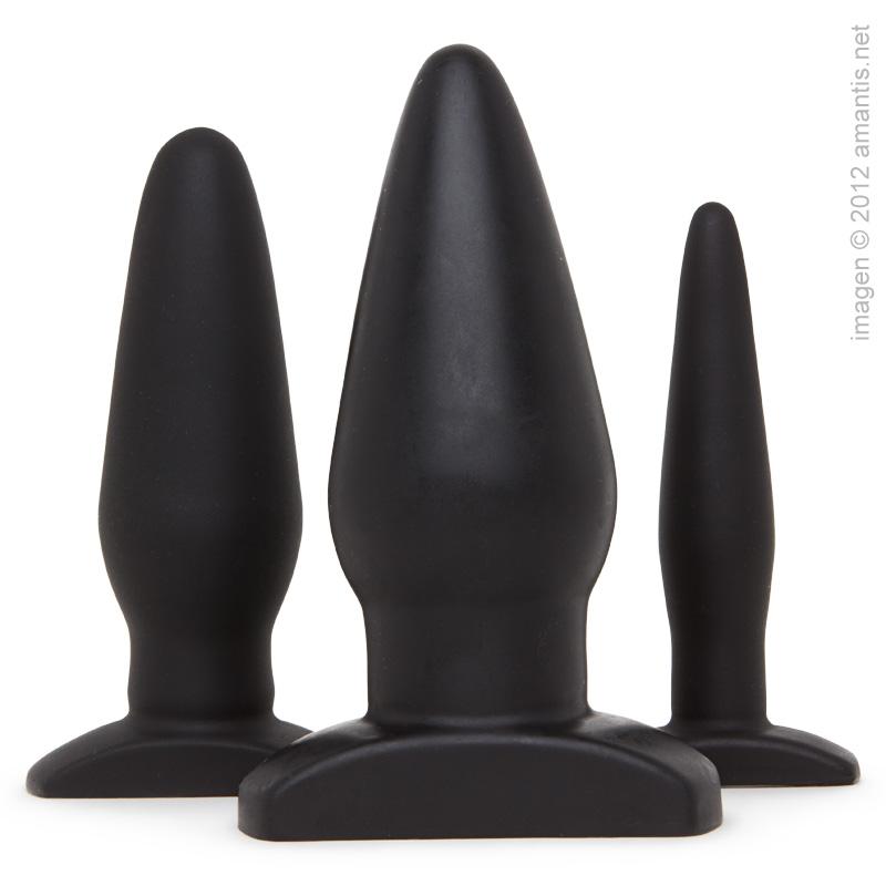 Plug anal de Tantus®