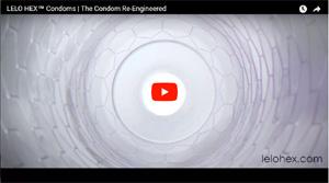HEX RESPECT XL 12uds, el condón más avanzado del mundo ahora XL