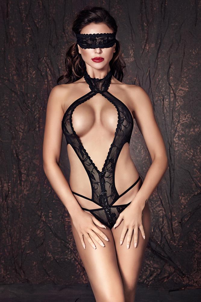 Cuero y Vinilo - Lenceria Sexy - Marilyn - Tienda ropa