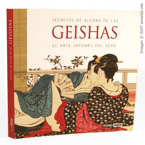 Secretos de alcoba de las Geishas