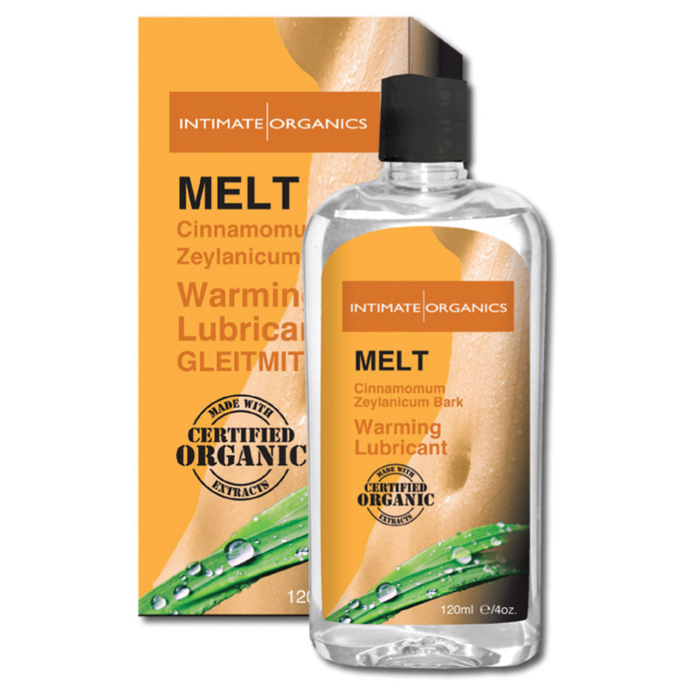 Melt. Lubricante orgánico efecto calor