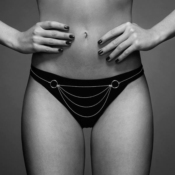 Magnifique: culotte de cadenas metálicas MAZE
