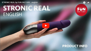Stronic Real Pulsator II de Fun Factory