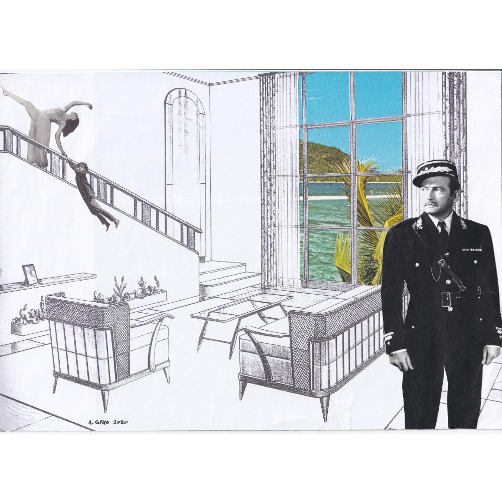 Casablanca y el hombre mosca - Alberto Gayo