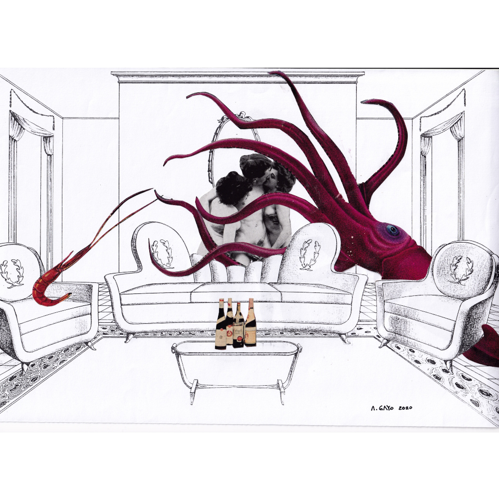 Octopussy - Alberto Gayo