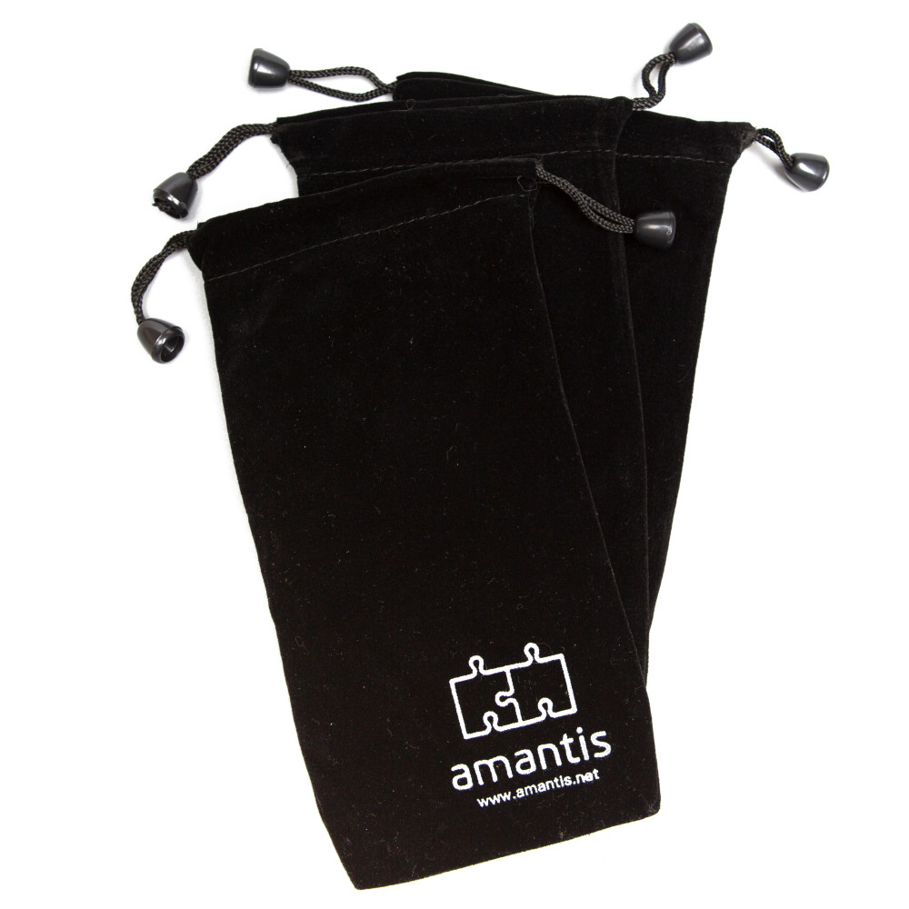 Bolsas de terciopelo para guardar juguetes eróticos