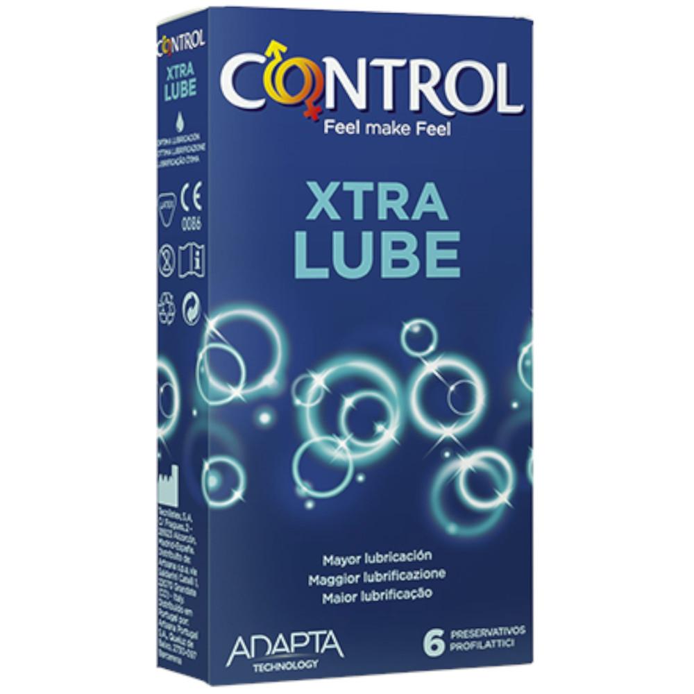 Preservativos Xtra Lube | Control