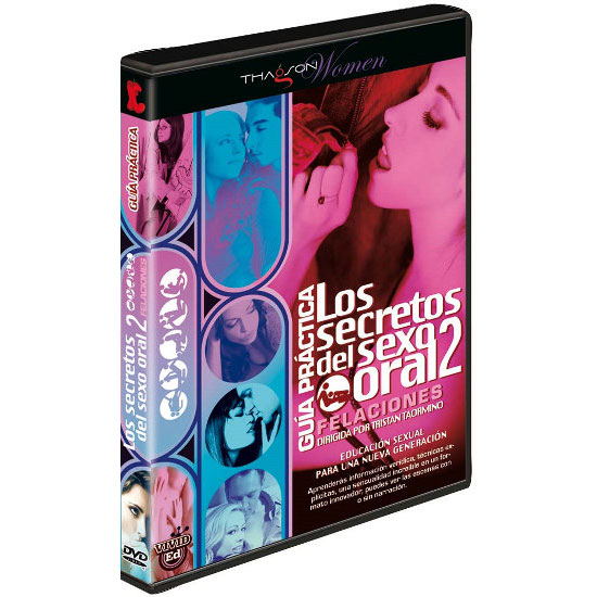 DVD Guía práctica, Los secretos del sexo oral 2