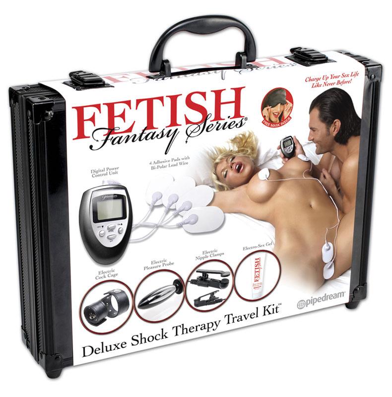 Kit maletín de descargas... eróticas