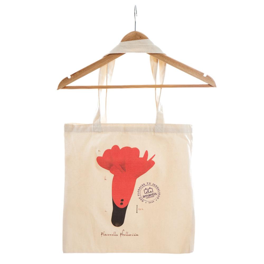 Bolsa algodón PLACERELLA PHELLATIUM, haz florecer tu sexualidad