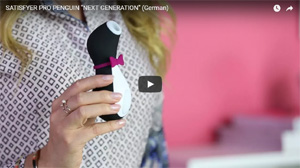 Succionador clítoris SATISFYER Pro Penguin Next Generation